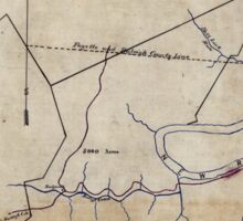 106  Survey of a tract of 9 138 acres of coal lands on the New River in Raleigh County West Virginia west of Quinnimont Sticker