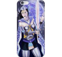 Warrior Class Woman - Mercury iPhone Case/Skin