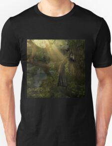 Valhalla Lights - Rise Above Unisex T-Shirt