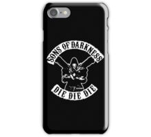 Sons of Darkness iPhone Case/Skin