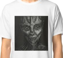Adv. Inking: Mother and Queen of the Alien Race Classic T-Shirt