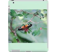 Savor The Flavor iPad Case/Skin