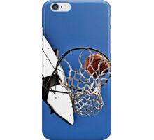 Shooting Hoops iPhone Case/Skin