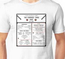 Videogame Nostalgia Menu Unisex T-Shirt