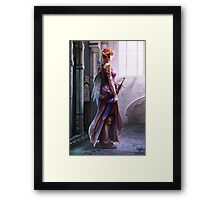 The Princess Framed Print