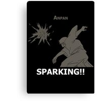 Quotes and quips - Anpan SPARKING!! Canvas Print