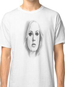 ADELE SKETCH Classic T-Shirt