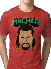 MACHKA Rusev Tri-blend T-Shirt