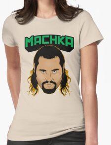 MACHKA Rusev Womens Fitted T-Shirt