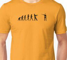 The Walking Dead Inspired Evolution of Zombie Unisex T-Shirt