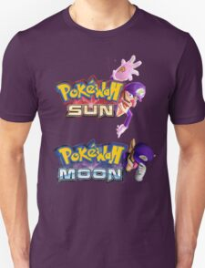 PokeWah Sun and Moon T-Shirt