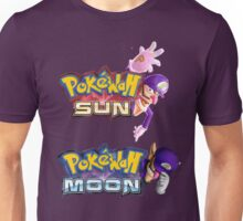 PokeWah Sun and Moon Unisex T-Shirt