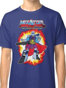 MIXATOR, The Ultimate 80s Bad Guy! Classic T-Shirt