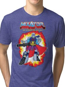 MIXATOR, The Ultimate 80s Bad Guy! Tri-blend T-Shirt