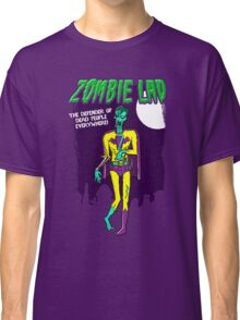 Zombie Lad - Pack Of Heroes Classic T-Shirt