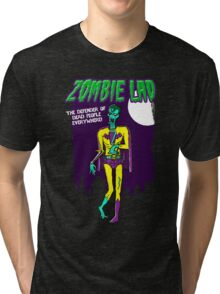 Zombie Lad - Pack Of Heroes Tri-blend T-Shirt