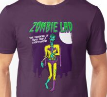 Zombie Lad - Pack Of Heroes Unisex T-Shirt