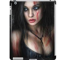Black iPad Case/Skin