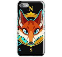 Fox Head iPhone Case/Skin