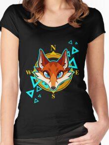 Fox Head Women's Fitted Scoop T-Shirt