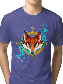 Fox Head Tri-blend T-Shirt
