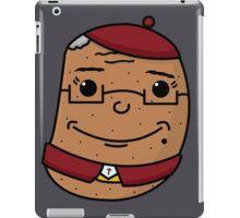 The Popetato iPad Case/Skin
