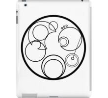Time Lord Symbol iPad Case/Skin