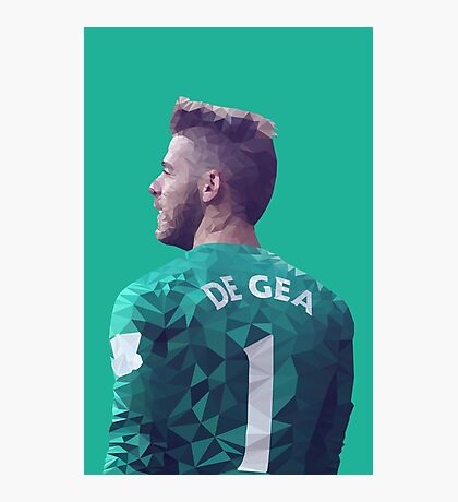 David De Gea - Manchester United Photographic Print