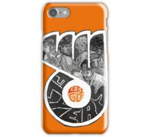 Lets Go Flyers iPhone Case/Skin
