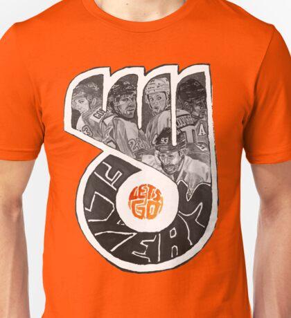 Lets Go Flyers Unisex T-Shirt