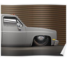 C-10 Dually Poster