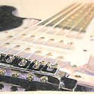 Strings and pickups by Peter Brandt