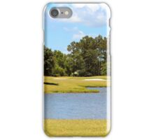 Golf Course Beauty iPhone Case/Skin