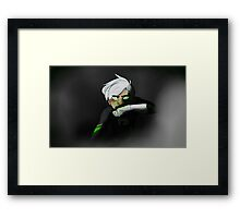 fight! fight! fight! Framed Print