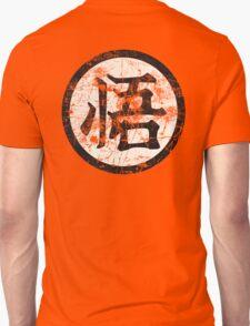goku grunge logo T-Shirt