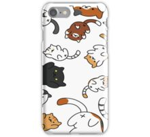 Neko Atsume Cats iPhone Case/Skin