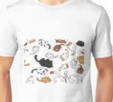 Neko Atsume Cats Unisex T-Shirt