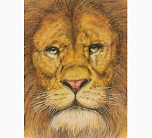 Regal Lion Drawing Unisex T-Shirt
