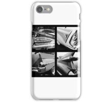 50's American cars tails iPhone Case/Skin
