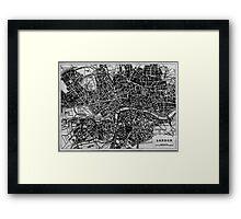 London Bound Framed Print