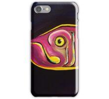 Tarpon Aren't Silver Silly iPhone Case/Skin