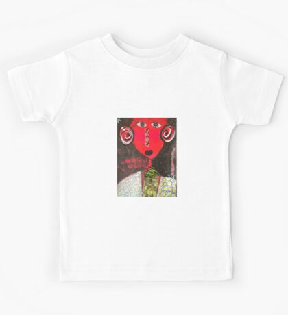 Beautiful just the way your are Kids Tee