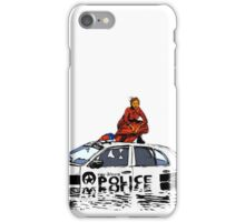 Beyonce Police Car Formation iPhone Case/Skin