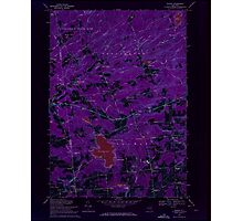 New York NY Galway 138101 1970 24000 Inverted Photographic Print