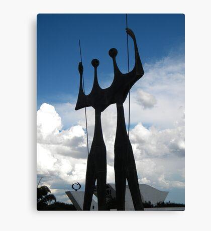 Brasília Distrito Federal Canvas Print