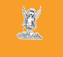 Lil Fairy Girl Womens Fitted T-Shirt