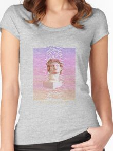 Macintosh Division Women's Fitted Scoop T-Shirt
