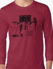 Dead Fiction - Black #2 Long Sleeve T-Shirt