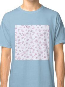 Roses, Roses (pastel pink) Classic T-Shirt