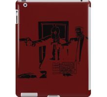 Dead Fiction - Black #3 iPad Case/Skin